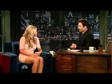 ■ Alyson Michalka - Late Night with Jimmy Fallon
