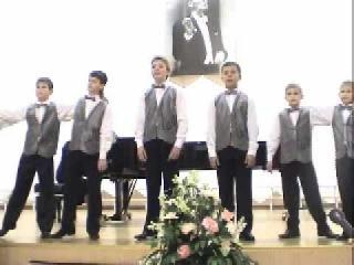 Серебряный камертон 2009, Ансамбль Мальчишки