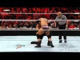 WWE RAW David Otunga &amp Michael McGillicutty vs. Big Show &amp Kane Live Portland May 23, 2011
