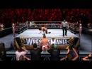 SvR 2011 Wrestlemania 27 CM Punk vs Daniel Bryan (Submission) Part 17