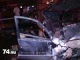 ДТП в Челябинске, погибло 2 семьи (29 июля 2010 года)
