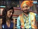 On the Sets of Aahun Aahun Song - Love Aaj Kal