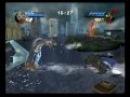 Godzilla: Unleashed - Mecha-King Ghidorah vs Obsidius