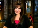 Camp Rock promo on Disney channel Russia - Demi Lovato