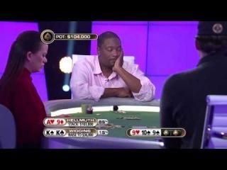 Кто то говорил про математику в покере?