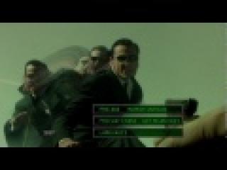 The Matrix Reloaded DVD Menu (Disc 2) (High Quality)