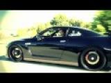 Nissan GTR Chevrolet Camaro - Lupe Fiasco - Shining Down (ft Matthew Santos)