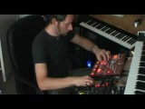 Electribe SX - live arranged one pattern - Oliver Morgenroth