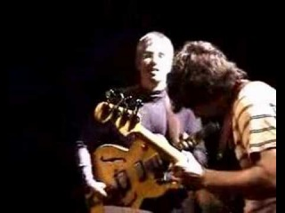 Great Bass Funk Solo by Cesar Giner / Ximo Tebar Band 2003