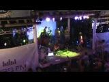 Nastya &amp dOP @ Kiss FM stage Kazantip Z18