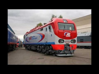 Русский Электровоз【Russian Electric Locomotive】Picture【HD720P】