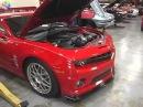 Vic Edelbrock's '10 Supercharged Hendrick Camaro