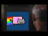 Picard gets Nyan'd