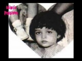 Little ash (Aishwarya Rai as kid)