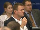 Алексей Навальный и Ярослав Кузьминов (полная версия) 18.03.2011