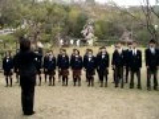 Хор японских школьников поет по-армянски. Эребуни-Ереван