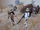 Star Wars A New Hope Sandtroopers Dewback