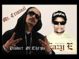 Mr. Criminal &amp Eazy-E - Real Muthaphukkin G'z Remix  Prod By Product Of Tha 90s