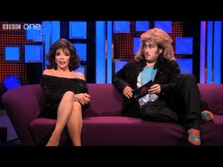 Lee Mack IS Joan Collins - Lee Mack's All Star Cast - Episode 5 - BBC One