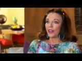 JOAN COLLINS - Catfight with Liam Bartlett