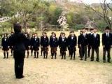 Японцы поют красивую Армянскую песню!)