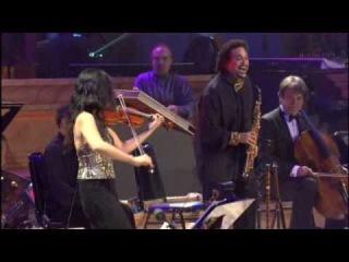 Yanni Live Concert - Pedro Eustach (скрипка и саксофон)
