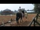 Сяду я верхом на коня
