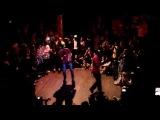 FootworKINGz Showcase @ Madame Jojo's House Dance UK