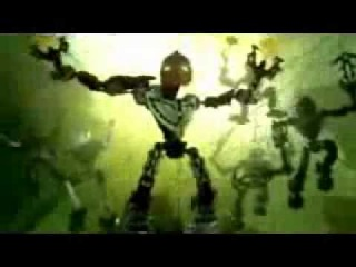 HERO FACTORY V BIONICLE