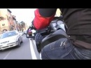 2010 BMW R 1200 RT onboard in Rome and GS cameo