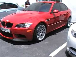 BMW M3 meet - Twin turbo M3s, supercharged, AC Schnitzer