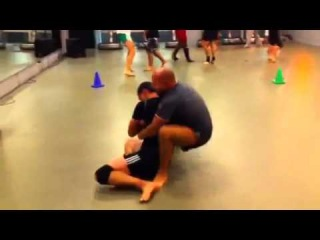 Тренировка Федора Емельяненко в Голландии перед боем с Джеффом Монсоном 4