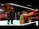 WWE Raw 5/23/11 - John Cena Rey Mysterio vs CM Punk R-Truth