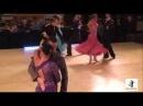 Sasha Barakov Ekaterina Bronshteyn dance Tango