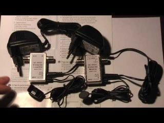 Удлинитель ИК сигналов по тв кабелю