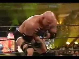 Brock Lesnar Vs Goldberg (Special Referee Stone Cold Steve Austin) part 2
