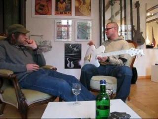 Jens Ritter Discusses the Princess Isabella Baritone Guitar Concept