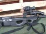 Стрелковое оружие Альянса
