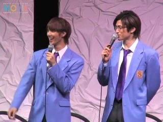 Takumi-kun 5 Встреча с Фанатами в ТОКИО и введение о Пятом фильме Такуми-кун