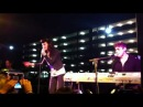 Karmin - 6 Foot 7 Foot - Lil Wayne (Cover) - LIVE at Vanderbilt Homecoming Block Party 2011