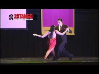 Mundial de Tango Escenario 2009 Semifinal: Julian Sanchez & Nair Schinca