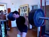 Кашпировский в 70 лет со штангой в 180 кг