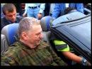 Ровалс и В В Жириновский зажигают на выставке авто