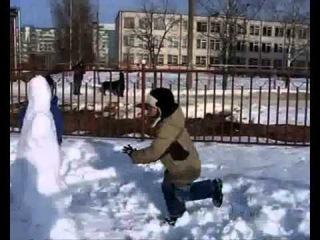 Kg(KillaGram) Пойдём, убьём снеговика!