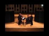Lipkind Quartet 05 • LIVE [2009] • S. Rachmaninoff • Romance (Andante Espressivo)