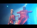 John and Edward (Jedward) Performing Everyday Superstar - Killarney 13.08.11