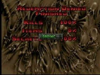 PSX Doom - Redemption Denied (and Ending)