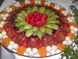 Хозяйкам на заметку -карвинг-художественное вырезание на овощах и фруктах