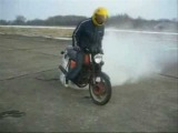 Chojna Team - MZ ETZ 250 Stunt Freestyle