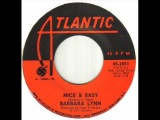 Barbara Lynn - Nice &amp Easy.wmv
